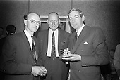 1967 - General Assembly of the Wine and Spirit Federation Farewell dinner at the Hibernian Hotel