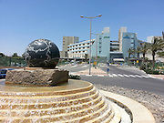 Soroka Medical Center is a hospital in Beersheba, Israel. It is the largest medical center in southern region of the country, and the fourth largest in Israel with approximately 1000 beds.