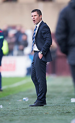 Raith Rovers Player-Coach Grant Murray.<br /> Linlithgow Rose 0 v 2 Raith Rovers, William Hill Scottish Cup Third Round game player today at Prestonfield.