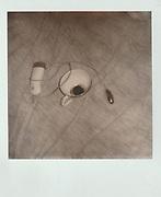 Vibrator and coffee.