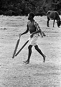 Cricket in Port Antonio