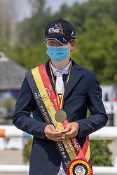 Mees Frederik, BEL<br /> Belgisch Kampioenschap Jeugd Azelhof - Lier 2020<br /> © Hippo Foto - Dirk Caremans<br />  02/08/2020