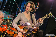 Laura Cantrell at WFMU's Monty Hall, Jersey City, NJ 1/16/16