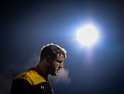 Joe Launchbury of Wasps during warm ups - Mandatory by-line: Andy Watts/JMP - 08/01/2021 - RUGBY - Recreation Ground - Bath, England - Bath Rugby v Wasps - Gallagher Premiership Rugby