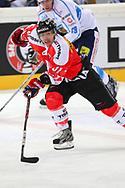 04.April 2012; Rapperswil-Jona; Eishockey - Schweiz - Finnland; Michael Liniger (SUI)<br />  (Thomas Oswald)