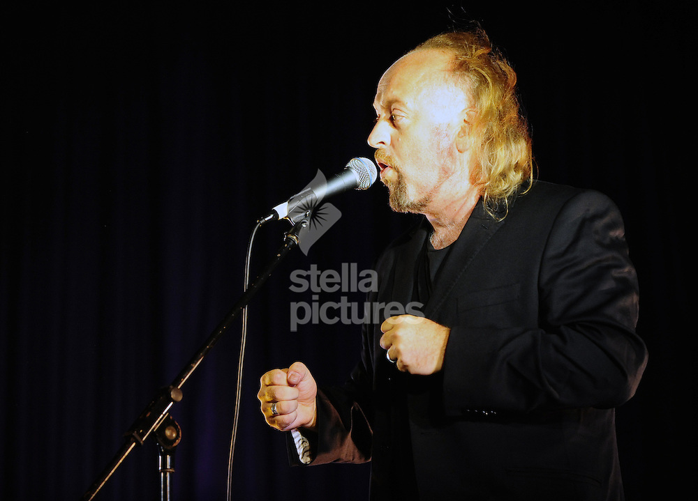 Picture by Daniel Hambury.19/07/08.Bill Bailey, comedian, musician and actor at Latitude Music Festival..The festival is held each year on the Henham Estate, near Southwold on the Suffolk coast.