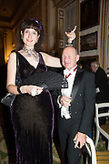 ROSAMUND BEATTIE; HANNIBAL REITANOThe 20th Russian Summer Ball, Lancaster House, Proceeds from the event will benefit The Romanov Fund for RussiaLondon. 20 June 2015
