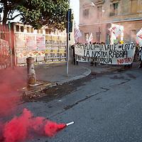 No Tav a Roma