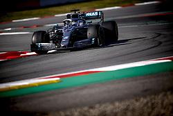 February 18, 2019 - Barcelona, Spain - Motorsports: FIA Formula One World Championship 2019, Test in Barcelona, , #77 Valtteri Bottas (FIN, Mercedes AMG Petronas) (Credit Image: © Hoch Zwei via ZUMA Wire)