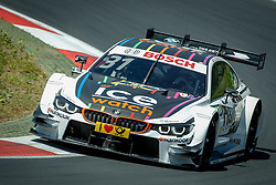 21.05.2016, Red Bull Ring, Spielberg, AUT, DTM, Red Bull Ring Spielberg, Training, im Bild Tom Blomqvist (GBR / BMW Team RBM) // during the free practice of the DTM at the Red Bull Ring, Spielberg, Austria on 2016/05/21, EXPA Pictures © 2016, PhotoCredit: EXPA/ Erwin Scheriau