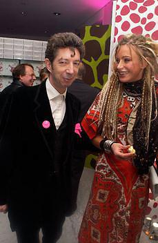 Duggie Fields and Sara Colacicco. Manolo Blahnik exhibition. Design Museum. 30 Dafydd Jones 66 Stockwell Park Rd. London SW9 0DA Tel 020 7733 0108 www.dafjones.com