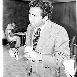 George W. Bush in Midland, TX  1977.  Photo: