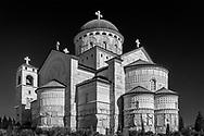 Podgorica Cathedral, Montenegro