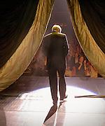 President Bill Clinton -- Radio City Music Hall, New York, NY