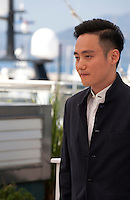 Director Boo Junfeng at the Apprentice<br />  film photo call at the 69th Cannes Film Festival Monday 16th May 2016, Cannes, France. Photography: Doreen Kennedy
