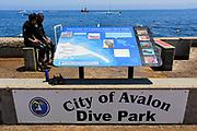 Casino Point Dive Park Catalina Island
