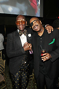 NEW YORK, NEW YORK-JUNE 4: (L-R) Designer Dapper Dan and Recording artist Slick Rick the Ruler attend the 2019 Gordon Parks Foundation Awards Dinner and Auction Inside celebrating the Arts & Social Justice held at Cipriani 42nd Street on June 4, 2019 in New York City. (Photo by Terrence Jennings/terrencejennings.com)
