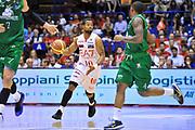 DESCRIZIONE : Milano Lega A 2011-12 EA7 Olimpia Milano MontePaschi Siena Gara4<br /> GIOCATORE : Omar Cook<br /> CATEGORIA : Palleggio<br /> SQUADRA : EA7 Emporio Armani Milano<br /> EVENTO : Campionato Lega A 2011-2012 Play Off Finali Gara4<br /> GARA : EA7 Olimpia Milano MontePaschi Siena Gara4 <br /> DATA : 15/06/2012<br /> SPORT : Pallacanestro <br /> AUTORE : Agenzia Ciamillo-Castoria/M.Ceretti<br /> Galleria : Lega Basket A 2011-2012 <br /> Fotonotizia : Milano Lega A 2011-12 EA7 Olimpia Milano MontePaschi Siena Gara4<br /> Predefinita :