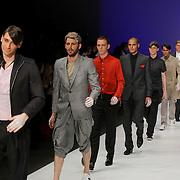 NLD/Amsterdam/20080723 - Modeshow Jeroen van Tuyl tijdens AIFW 2008,