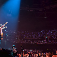 Shawn Mendes live in concert at The SSE Hydro , Glasgow, Heart Britain 6th April 2019
