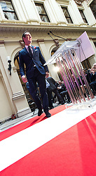 24.10.2013, Palais Epstein, Wien, AUT, FPOe, Rede fuer Oesterreich. im Bild Klubobmann FPOe Heinz-Christian Strache // Leader of the Parliamentary Group FPOe Heinz Christian Strache during FPOe Speach for Austria at Palais Epstein in Vienna, Austria on 2013/10/24 EXPA Pictures © 2013, PhotoCredit: EXPA/ Michael Gruber