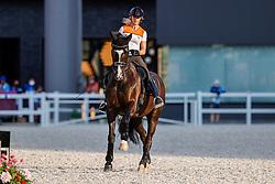 Van Baalen Marlies, NED, Go Legend<br /> Olympic Games Tokyo 2021<br /> © Hippo Foto - Dirk Caremans<br /> 22/07/2021