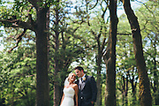 21 June 2014 - Brittany Jones and Joe Pattrin wedding in Omaha, Nebraska. Ceremony at Beautiful Savior church, reception at The Scoular Ballroom.