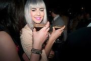 MARINA DIAMONADIS, InStyle Best Of British Talent , Shoreditch House, Ebor Street, London, E1 6AW, 26 January 2011