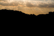 Domingos Martins_ES, Brasil...Paisagem vista de um trecho da Rota Imperial da Estrada Real, antiga estrada de Dom Pedro de Alcantra...The landscape view of a stretch of  the Ancient Rota Imperial, know as Dom Pedro de Alcantara road...Foto: LEO DRUMOND / NITRO