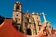 MEXICO, COLONIAL CITIES Guanajuato; La Valenciana Church