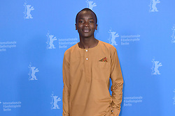 Maxwell Simba attending The Boy Who Harnessed The Wind Photocall as part of the 69th Berlin International Film Festival (Berlinale) in Berlin, Germany on February 12, 2019. Photo by Aurore Marechal/ABACAPRESS.COM