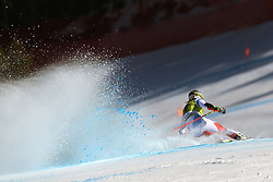 March 14, 2019 - ANDORRA - Corinne Suter (SUI) during Ladies Super Giant of Audi FIS Ski World Cup Finals 18/19 on March 14, 2019 in Grandvalira Soldeu/El Tarter, Andorra. (Credit Image: © AFP7 via ZUMA Wire)