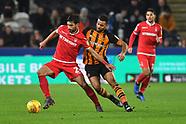 Hull City v Nottingham Forest 241118