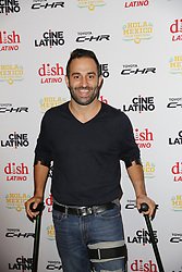 LOS ANGELES, CA - JUNE 7 Mauricio Arguelles attends the 9th Annual Hola Mexico Film Festival Opening Night at the Regal LA LIVE in downtown Los Angeles, on June 7, 2017 in Los Angeles, California. Byline, credit, TV usage, web usage or linkback must read SILVEXPHOTO.COM. Failure to byline correctly will incur double the agreed fee. Tel: +1 714 504 6870.