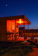 Clarksdale, Mississippi, Shack Up Inn, Hotel, House Trailer