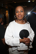 Kim Jordan at Gil Scott-Heron Produced by Jill Newman Productions held at The Blue Note Jazz Club on Augustt 16, 2009 in New York City...The Legendary Gil Scott-Heron played two sets at Blue Note to sold out crowd..***exclusive***