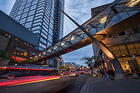 Skywalk @ Bellevue Place (8th Street), Downtown