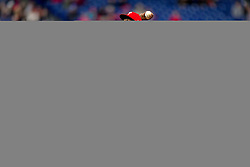 April 11, 2018 - Philadelphia, PA, U.S. - PHILADELPHIA, PA - APRIL 11: Philadelphia Phillies relief pitcher Hector Neris (50) winds up to pitch during the MLB game between the Cincinnati Reds and the Philadelphia Phillies on April 11, 2018 at Citizens Bank Park in Philadelphia PA. (Photo by Gavin Baker/Icon Sportswire) (Credit Image: © Gavin Baker/Icon SMI via ZUMA Press)