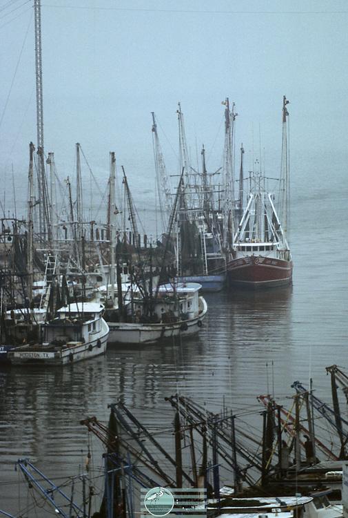 1991-Seabrook Shrimp Boats