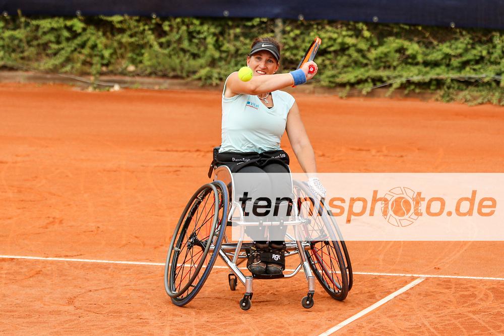 Katharina KRUGER (GER) [2] , 31. German Open Rollstuhltennis 2019, ITF, Berlin, 05.06.2019, Foto: Claudio Gärtner