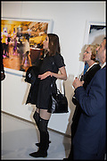 , SASHA VOLKOVA; Dancing Away – Photographic works by Mikhail Baryshnikov. Exhibition hosted by ContiniArtUK and  jewellery designers Damiani. New Bond St. London. 27 November 2014