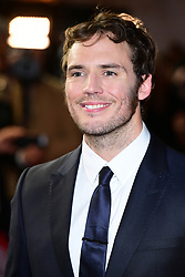 Sam Claflin attending The world premiere of My Cousin Rachel held at Picturehouse Central Cinema in Piccadilly, London. PRESS ASSOCIATION Photo. Picture date: Wednesday 7 April 2017. Photo credit should read: Ian West/PA Wire