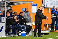 Fotball , Eliteserien , 5 April 2017 , Aalesund - Sarpsborg 08 , Geir Bakke<br /> <br />  , Foto: Marius Simensen, Digitalsport