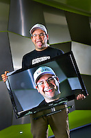 Ruslan Kogan sells TVs on the internet, he's the richest Australian under 30. Pic By Craig Sillitoe CSZ/The Sunday Age.8/3/2012