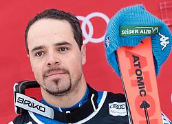 29.12.2017, Stelvio, Bormio, ITA, FIS Weltcup, Ski Alpin, alpine Kombination, Herren, Siegerehrung, im Bild Peter Fill (ITA, 2. Platz) // second placed Peter Fill of Italy during the winner Ceremony for the men's Alpine combination of FIS Ski Alpine World Cup at the Stelvio course, Bormio, Italy on 2017/12/29. EXPA Pictures © 2017, PhotoCredit: EXPA/ Johann Groder