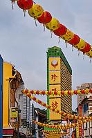 Singapour, Chinatown, Temple street // Singapore, Chinatown, Temple street