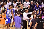 DESCRIZIONE : Campionato 2014/15 Serie A Beko Grissin Bon Reggio Emilia - Dinamo Banco di Sardegna Sassari Finale Playoff Gara7 Scudetto<br /> GIOCATORE : Stefano Sardara<br /> CATEGORIA : esultanza postgame<br /> SQUADRA : Banco di Sardegna Sassari<br /> EVENTO : Campionato Lega A 2014-2015<br /> GARA : Grissin Bon Reggio Emilia - Dinamo Banco di Sardegna Sassari Finale Playoff Gara7 Scudetto<br /> DATA : 26/06/2015<br /> SPORT : Pallacanestro<br /> AUTORE : Agenzia Ciamillo-Castoria/GiulioCiamillo<br /> GALLERIA : Lega Basket A 2014-2015<br /> FOTONOTIZIA : Grissin Bon Reggio Emilia - Dinamo Banco di Sardegna Sassari Finale Playoff Gara7 Scudetto<br /> PREDEFINITA :