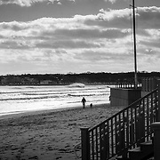 Today's  Winter walkabout at Narragansett Town Beach,  .  January  12, 2014.