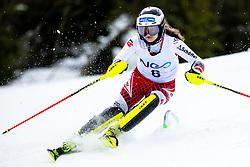 Kerstin Franzel (AUT) at National Junior Championships 2021, on March 17, 2021 in Podkoren, Kranjska Gora, Slovenia. Photo by Matic Klansek Velej / Sportida
