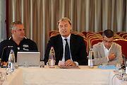 DESCRIZIONE : Folgaria Workshop Sponsor Federazione Italiana Pallacanestro <br /> GIOCATORE : Dino Meneghin<br /> CATEGORIA : <br /> SQUADRA : Nazionale Italia <br /> EVENTO : Folgaria Workshop Sponsor Federazione Italiana Pallacanestro<br /> GARA : <br /> DATA : 22/07/2012 <br />  SPORT : Pallacanestro<br />  AUTORE : Agenzia Ciamillo-Castoria/GiulioCiamillo<br />  Galleria : FIP Nazionali 2012<br />  Fotonotizia : Folgaria Workshop Sponsor Federazione Italiana Pallacanestro<br />  Predefinita :